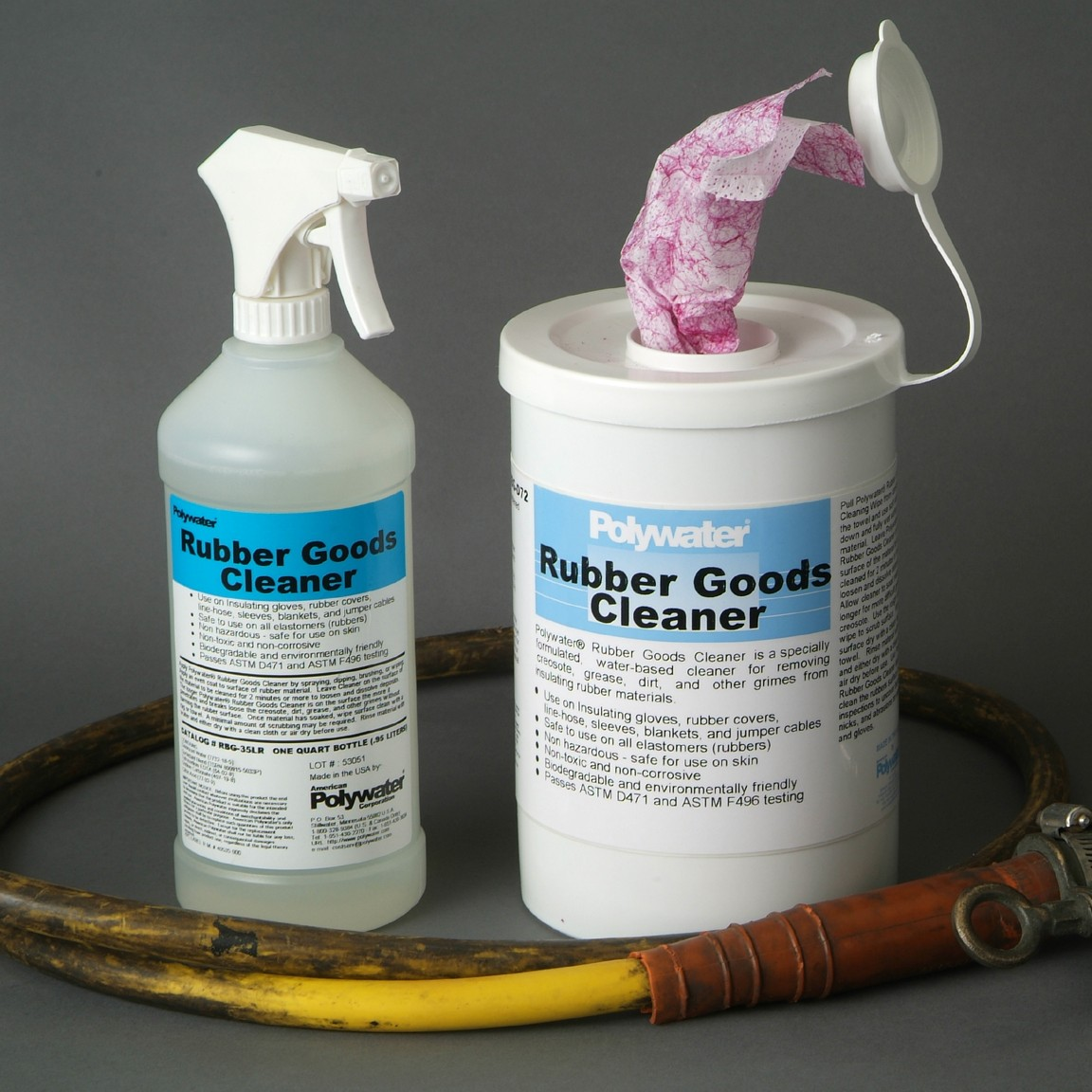 American Polywater Corp -- Pulling Lubricants, Cable Cleaners, Hot ...